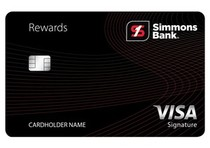 Apply Online for Simmons Rewards Visa Signature®