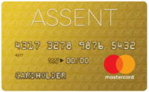 Apply online forAssent Platinum Mastercard® Secured Credit Card