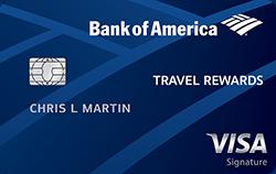 Bank of America® Travel Rewards Credit Card