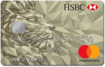 Apply online forHSBC Gold Mastercard® credit card