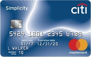 Apply online for Citi Simplicity® Card - No Late Fees Ever