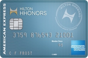 Apply online for Hilton Honors™ Card from American Express