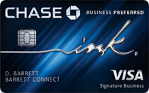 Apply online for Ink Business Preferred℠ Credit Card