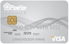 Learn more for PenFed Promise Visa® Card