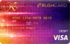 Learn more for Sequin KLS Prepaid Visa® RushCard