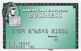 Learn more for Business Green Rewards Card from American Express OPEN