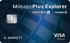 Learn more for United MileagePlus® Explorer Card