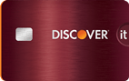 Discover it®- Double Cash Back your first year