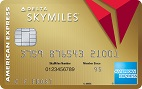 Learn more for Gold Delta SkyMiles® Credit Card from American Express