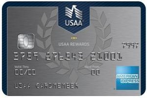 USAA Rewards<sup>&trade;</sup> American Express<sup>&reg;</sup> Card