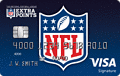 Learn more for NFL Extra Points Credit Card