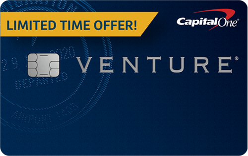 the capital one venture credit card