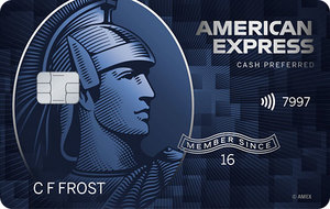 Photo of Amex Magnet Card