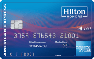 Apply online for Hilton Honors American Express Surpass® Card
