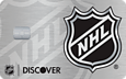 Apply online for NHL® Discover it® card