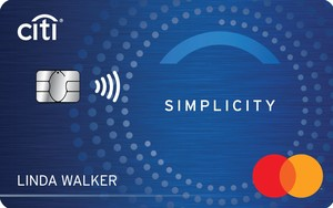 Apply online for Citi Simplicity<sup>®</sup> Card - No Late Fees Ever