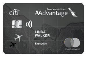 Citi<sup>®</sup> / AAdvantage<sup>®</sup> Executive World Elite<sup>™</sup> Mastercard<sup>®</sup>