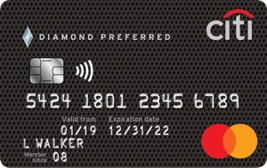 Apply online for Citi<sup>®</sup> Diamond Preferred<sup>®</sup> Card