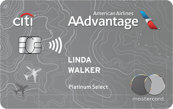 Apply online for Citi<sup>®</sup> / AAdvantage<sup>®</sup> Platinum Select<sup>®</sup> World Elite<sup>™</sup> Mastercard<sup>®</sup>