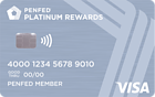 Apply online for PenFed Platinum Rewards Visa Signature® Card