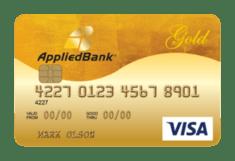 Applied Bank Secured Visa® Gold Preferred® Card