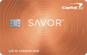 Apply online for Capital One® Savor® Cash Rewards Credit Card