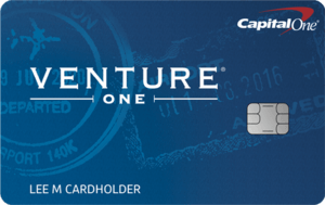 Capital One® VentureOne® Rewards Credit Card