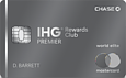 Apply online for IHG® Rewards Club Premier Credit Card