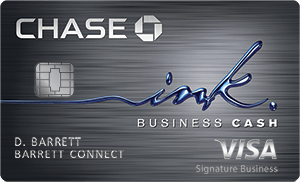 Apply online for Ink Business Cash℠ Credit Card