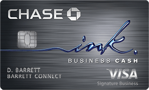 Apply online for Ink Business Cash® Credit Card