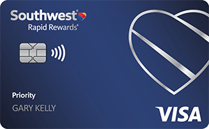Apply online for Southwest Rapid Rewards® Priority Credit Card