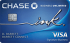 Apply online for New! Ink Business Unlimited℠ Credit Card