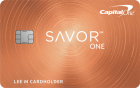 Apply online for Capital One® SavorOne® Cash Rewards Credit Card