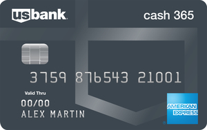 Apply online for U.S. Bank Cash 365™ American Express® Card