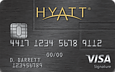 Apply online for The Hyatt Credit Card