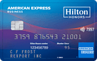 Apply online for The Hilton Honors American Express Business Card