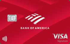 Bank of America® Customized Cash Rewards credit card