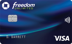 Apply online for Chase Freedom Unlimited®