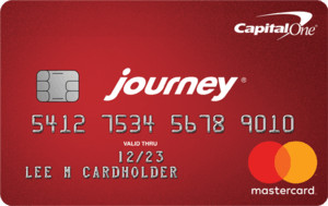 Apply online for Journey® Student Rewards from Capital One®