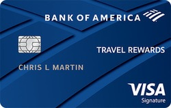 bank of america travel deals