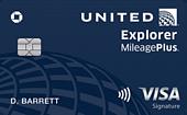 "Unitedâ"" Explorer Card"