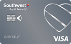 Apply online for Southwest Rapid Rewards® Plus Credit Card
