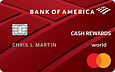 Apply online for Bank of America® Cash Rewards credit card