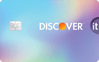 Apply online for Discover it® Student Cash Back