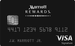 Apply online for Marriott Rewards® Premier Credit Card