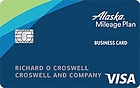 Apply online for Alaska Airlines Visa® Business credit card