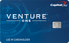 Apply online for Capital One VentureOne Rewards Credit Card