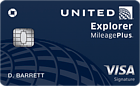 Apply online for United℠ Explorer Card