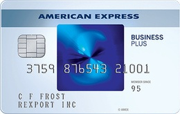 Apply online for The Blue Business® Plus Credit Card from American Express