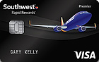 Apply online for Southwest Rapid Rewards® Premier Credit Card